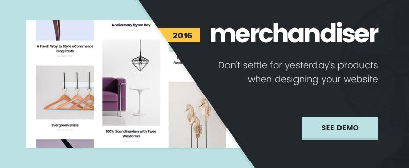 Merchandiser WP Theme