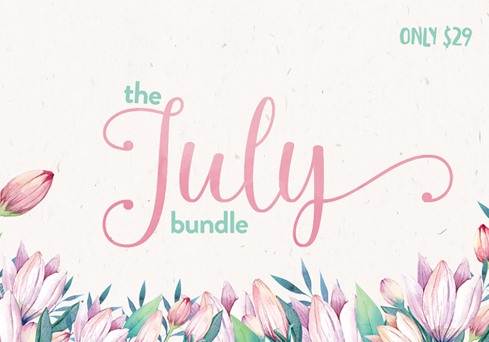 The July Bundle