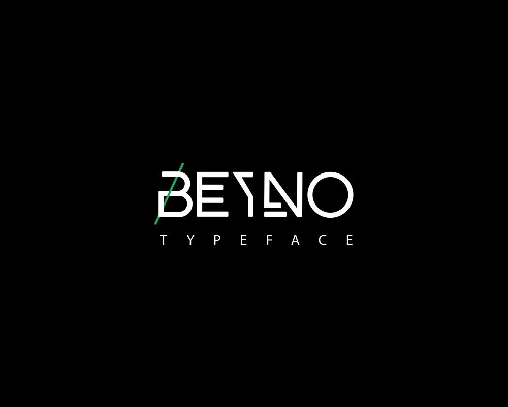 Beyno Font