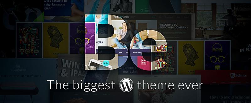 Be WP Theme