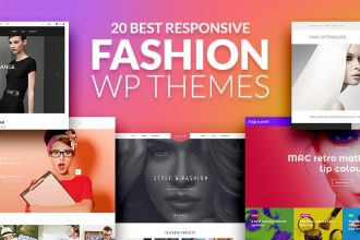 20 Best Fashion WP Theme