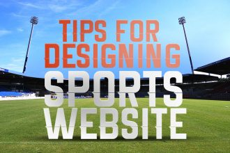 Useful Tips for Designing an Awesome Sports Website