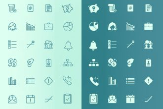 138 Free Business icons for iOS