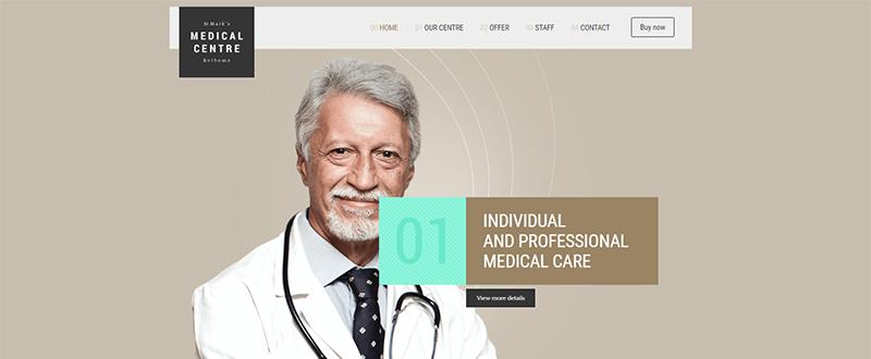 Be Medic Theme