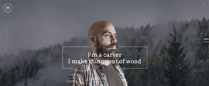 Be Carver WP Theme
