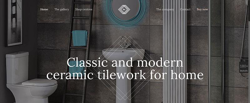 Be Tiles WP Theme