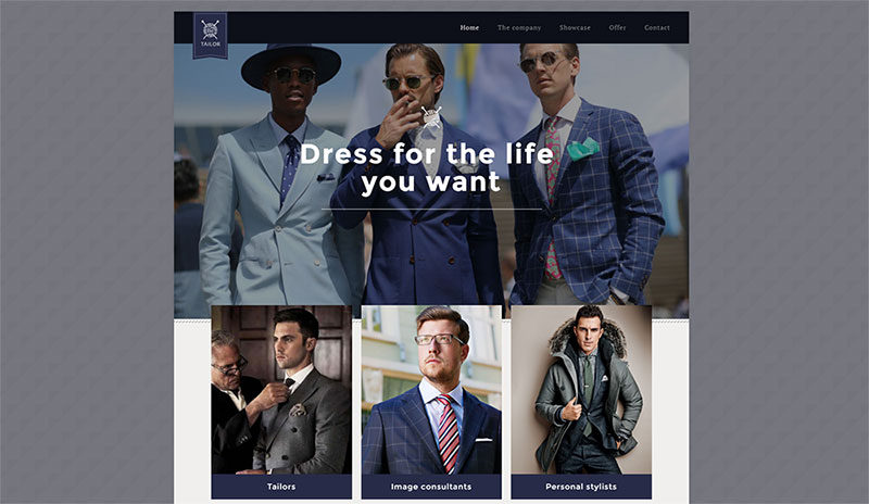 Be Tailor WP Theme