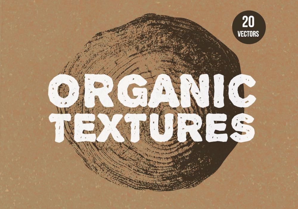 Organic Vector Textures