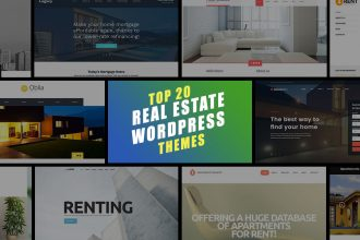 Top 20 Real Estate WordPress Themes