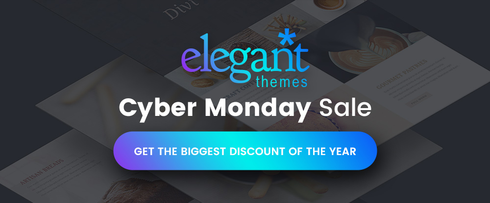 Elegant Themes Deals