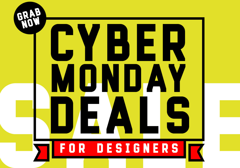 8 massive cyber monday deals for designers graphicsfuel. Black Bedroom Furniture Sets. Home Design Ideas