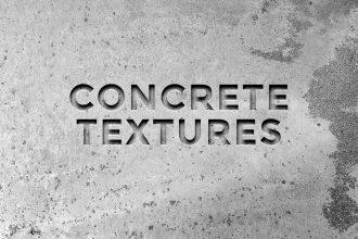 Free Concrete Textures Pack
