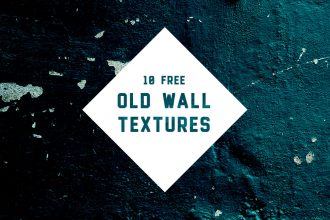 10 Free Old Wall Textures