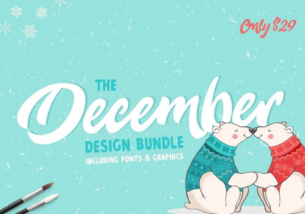 The December Design Bundle