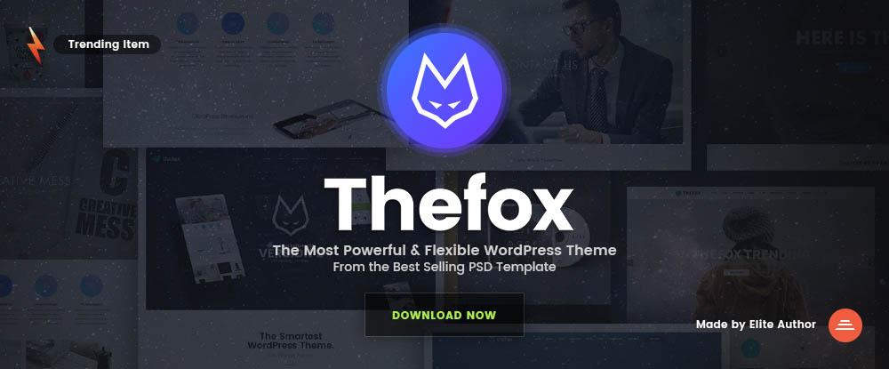 The Fox Theme