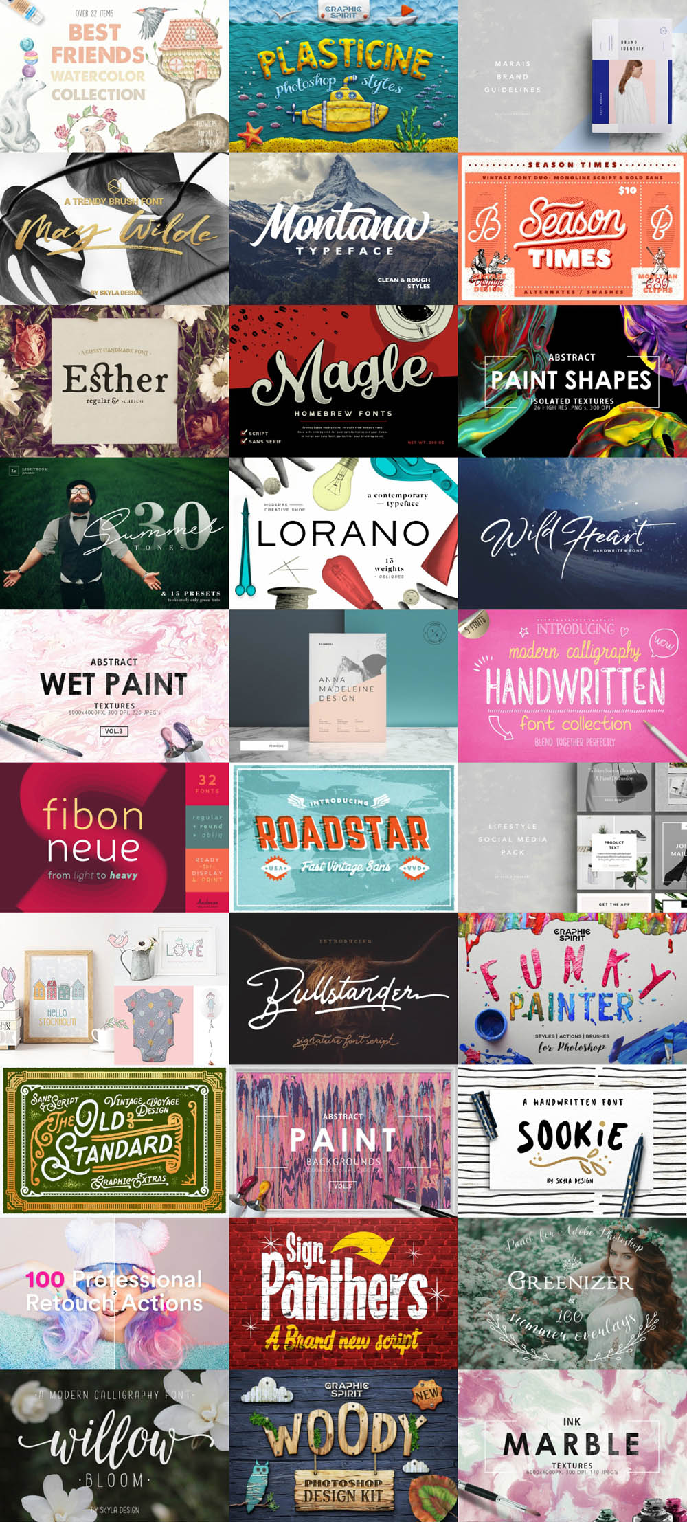Stylish Design Bundle