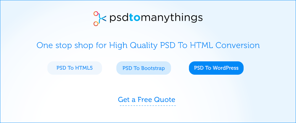 PSD To Many Things