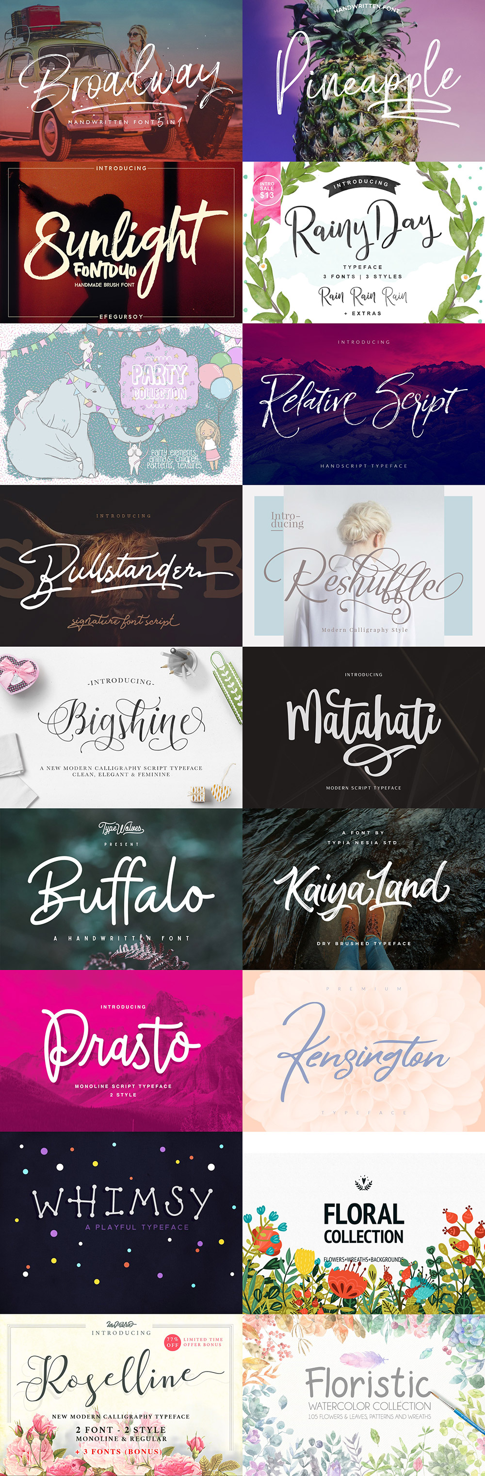 March Design Bundle