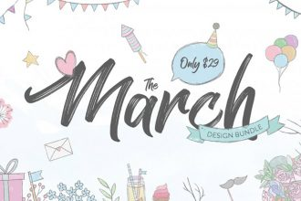 The March Design Bundle