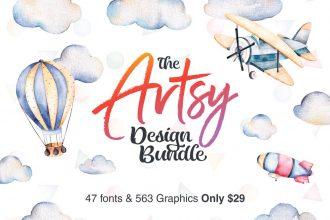 The Artsy Design Bundle