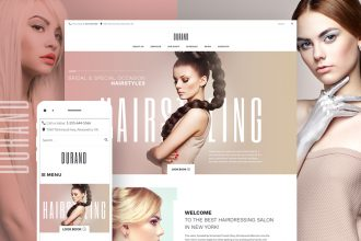 10 Best WordPress Themes for Beauty Salons 2017