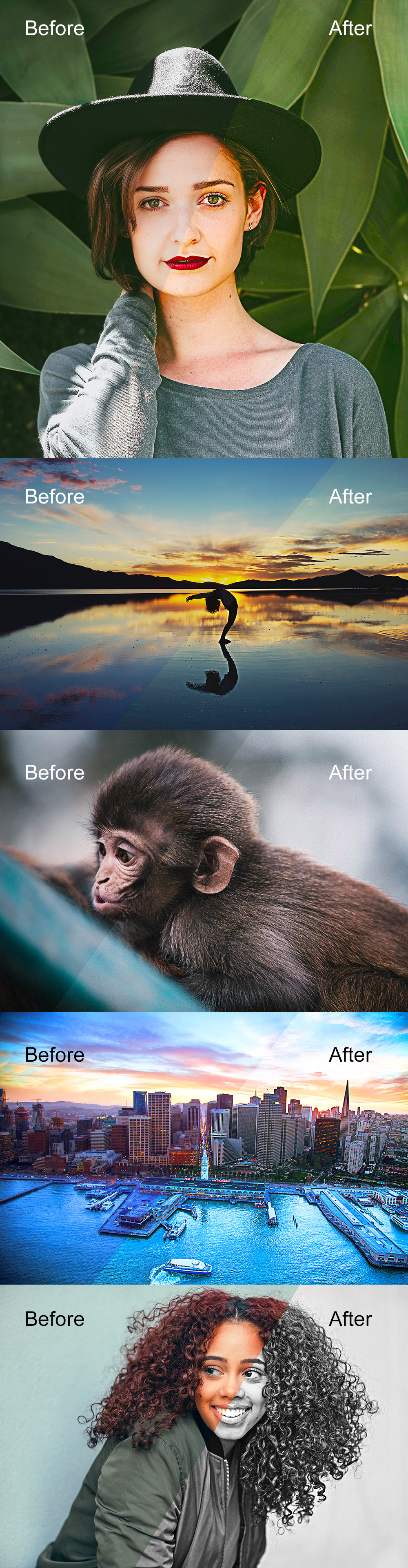Photo Effects Photoshop Actions