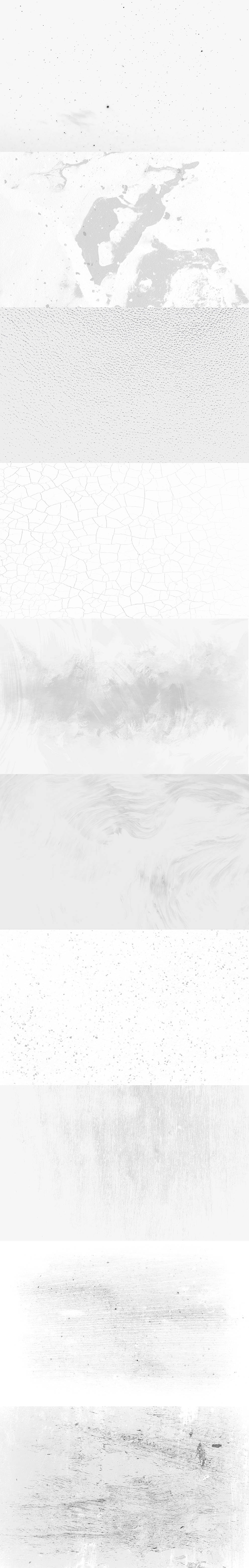 Free White Subtle Textures