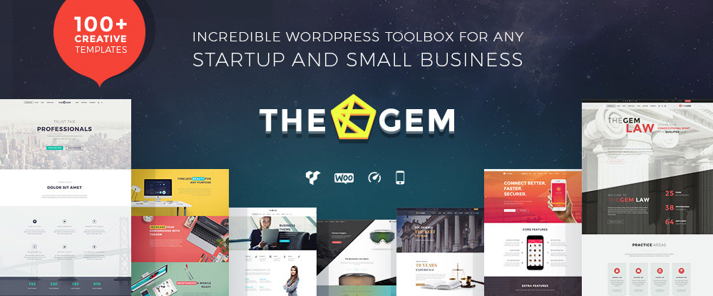 The Gem WP Themes