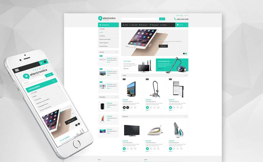 A&T Shopify Theme