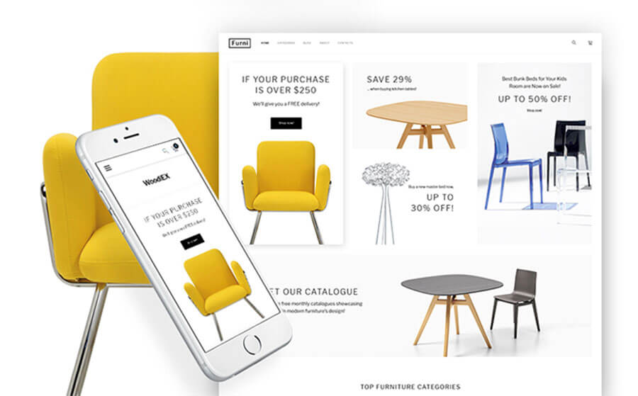 Furniture WooCommerce Theme