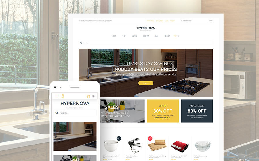 Wholesale Online Store WooCommerce Theme