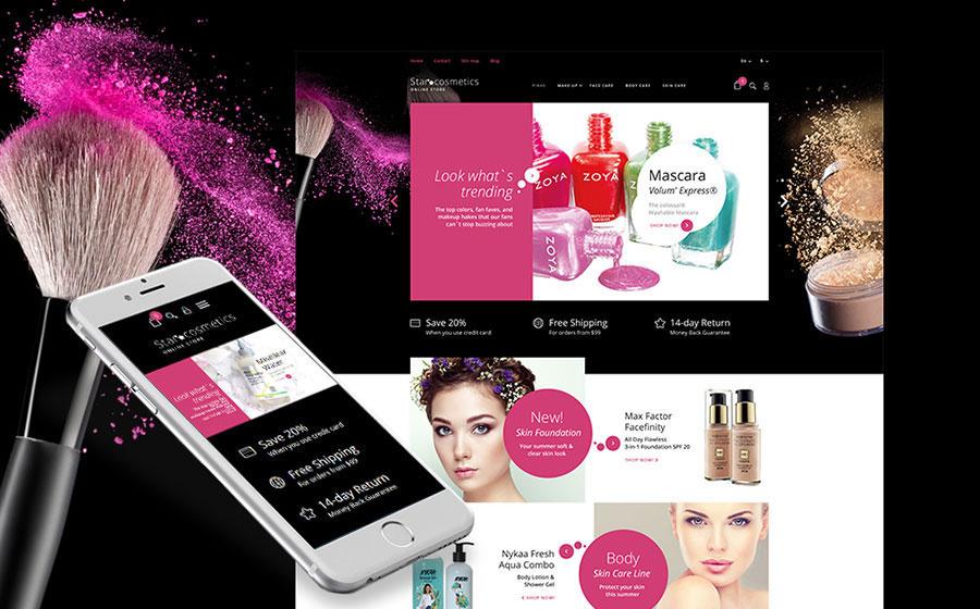 Beauty Items Responsive Prestashop Theme