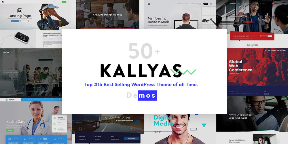Kallyas WP Themes