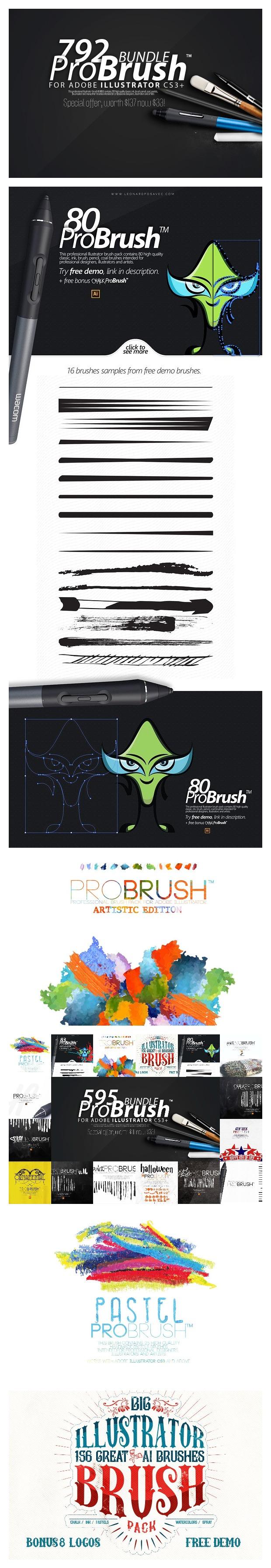 Probrush Bundle