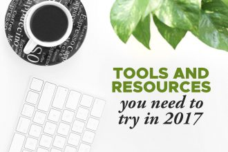 Are you a designer? These are the Tools and Resources you need to try in 2017
