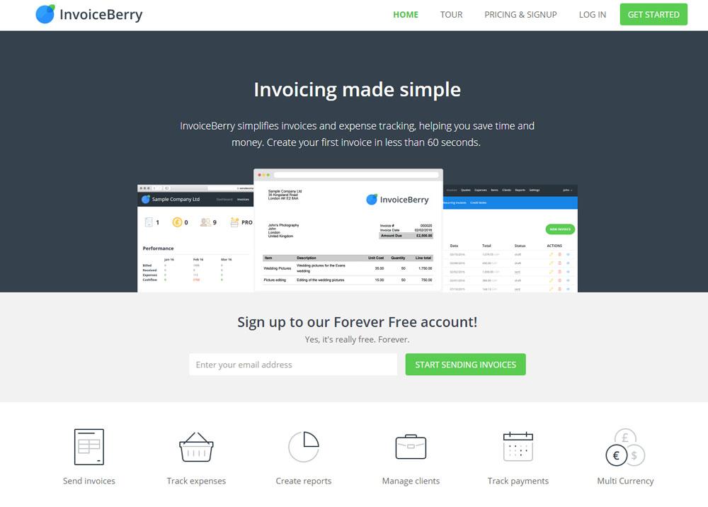 InvoiceBerry