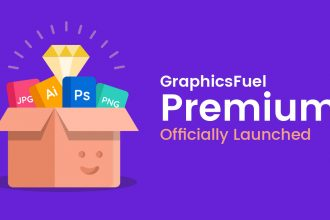 GraphicsFuel Has Launched Premium Membership