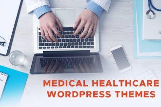 Top 30 Medical Healthcare WordPress Themes