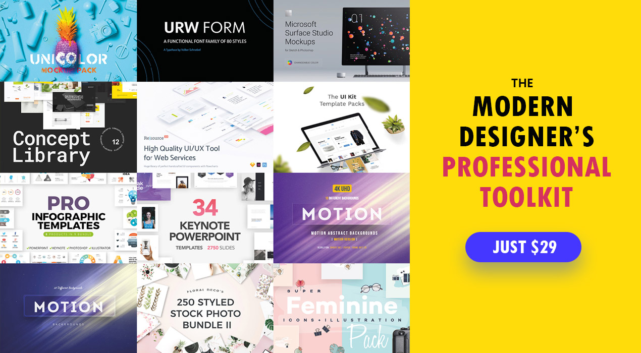 The Modern Designer's Professional Toolkit