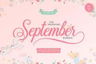 September Design Bundle
