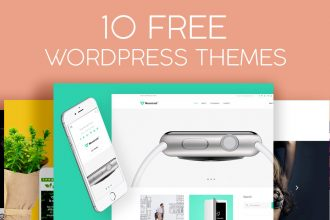 10 Beautiful & Absolutely Free WordPress Themes
