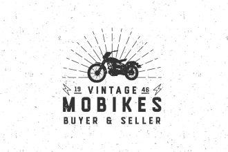 12 Vintage Logo Templates