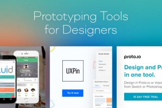 Great Prototyping Tools That Designers Should Start Using