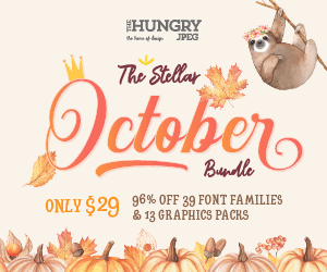 The Stellar October Design Bundle