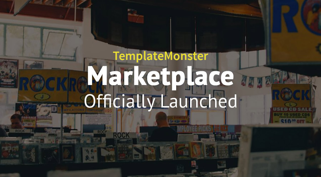 TemplateMonster Becomes a Digital Marketplace and Welcomes New Vendors