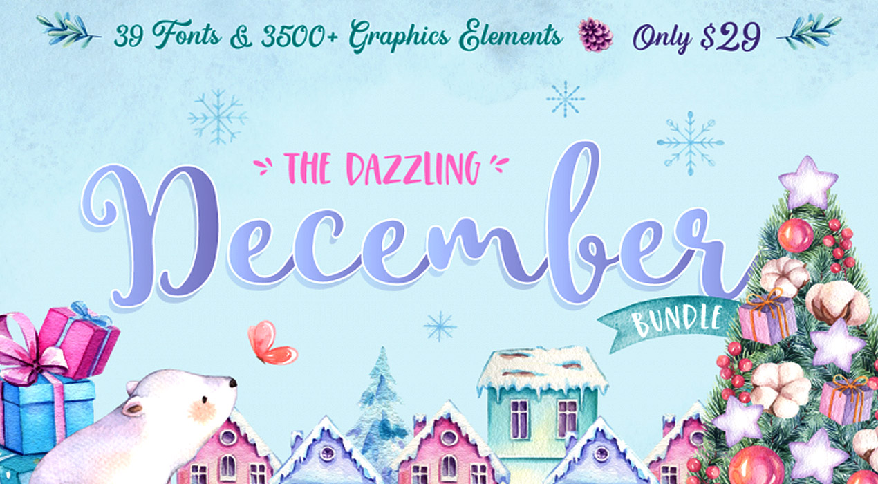 The Dazzling December Bundle