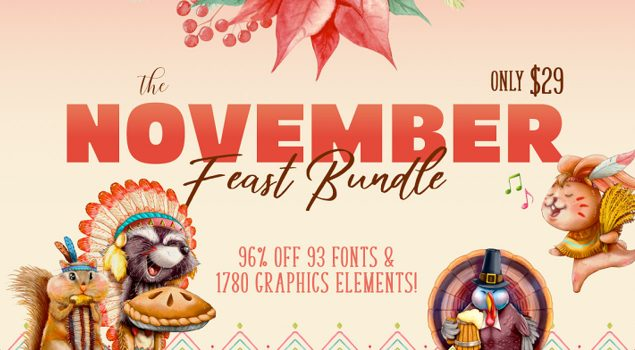 The November Feast Bundle