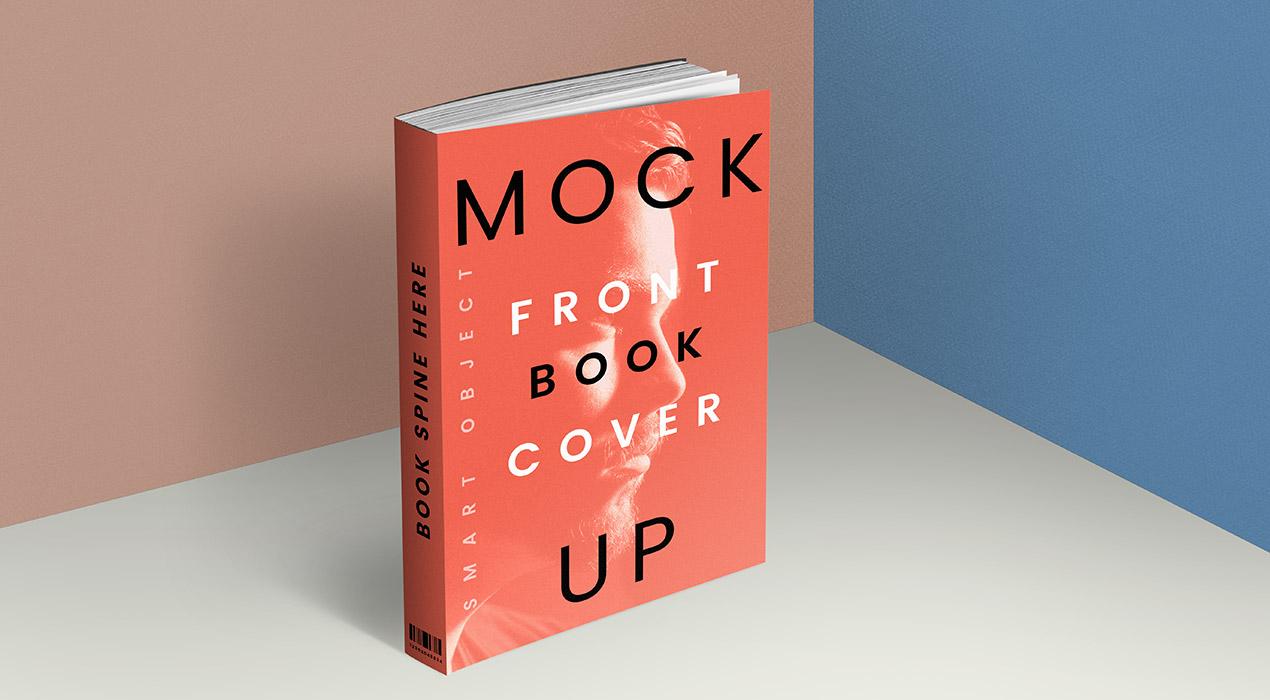 Paperback Book Mockup PSD Templates