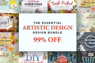 The Essential, Artistic Design Bundle