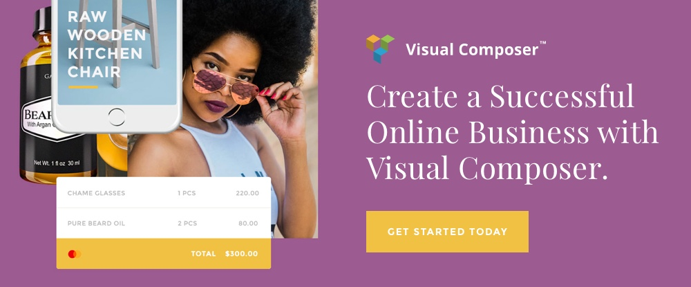 Visual Composer Website Builder